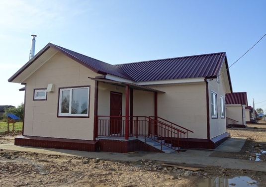 3-х комнатный жилой дом, п. Николаевка , ЕАО